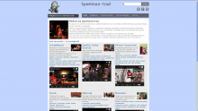 Stichting Speelman-trad website