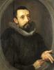 Jan Pieterszoon geschilderd door zijn broer Geriit Pieterszoon